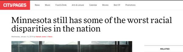 citypages headline