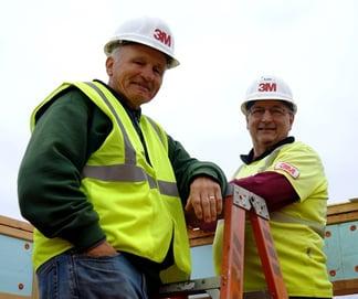 Ray Meier and Lou Cristan