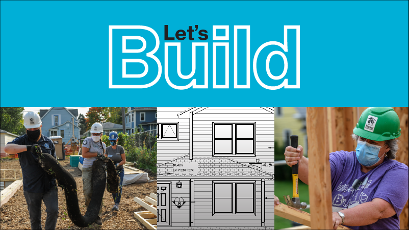 let's build graphic with pictures