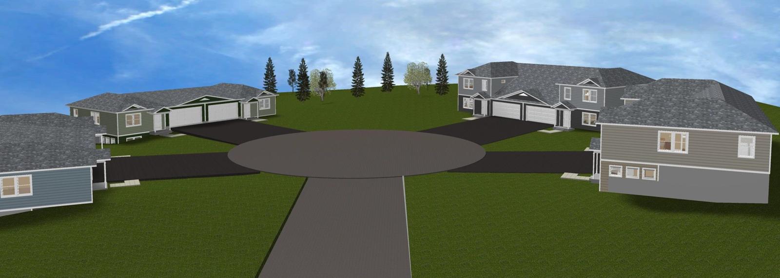 chaska development rendering