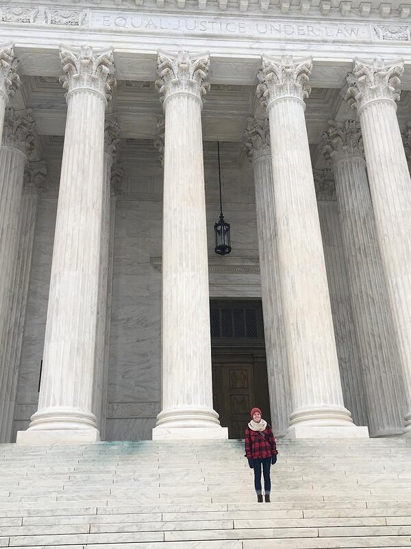 Shannon at the Supreme Court