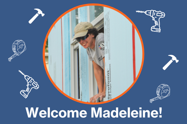 Site Supervisor Madeleine.