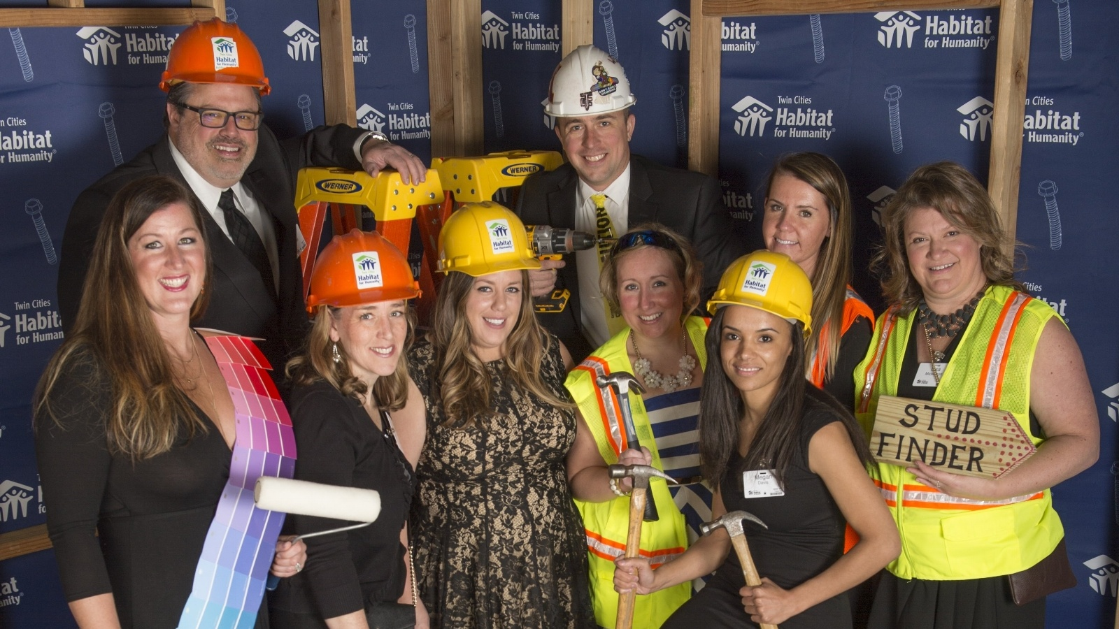 Hard Hat & Black Tie Guest Group