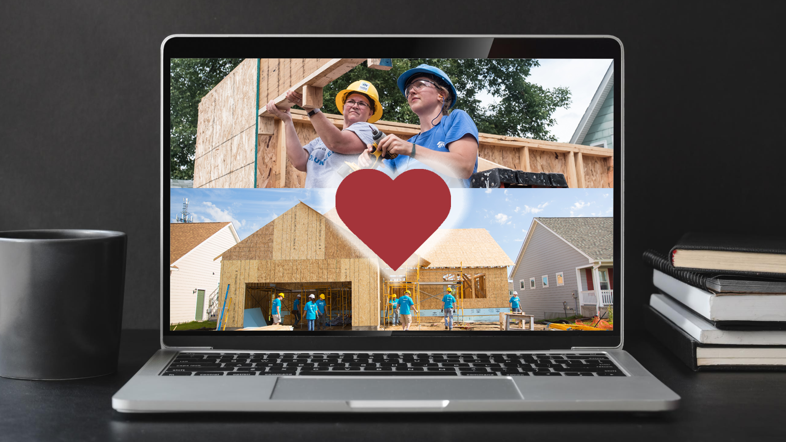 Become a virtual volunteer at Twin Cities Habitat for Humanity