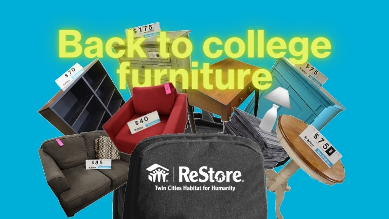 back to college furniture at restore