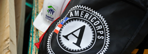 General AmeriCorps Email Banner