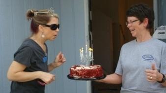 Julie's Birthday Build Experience