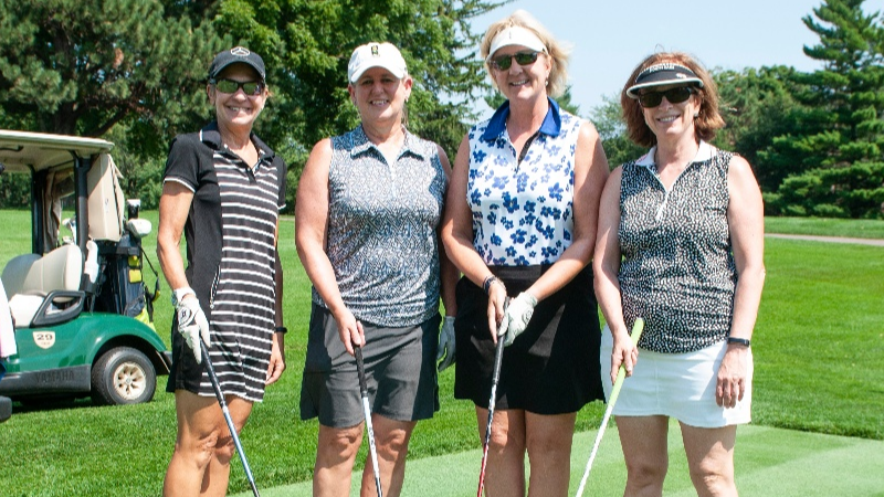 RTR foursome 2019