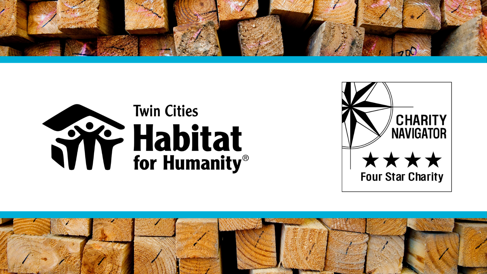 charity navigator four stars twin cities habitat for humanity