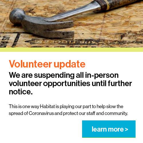 volunteer update pop up NOV192020