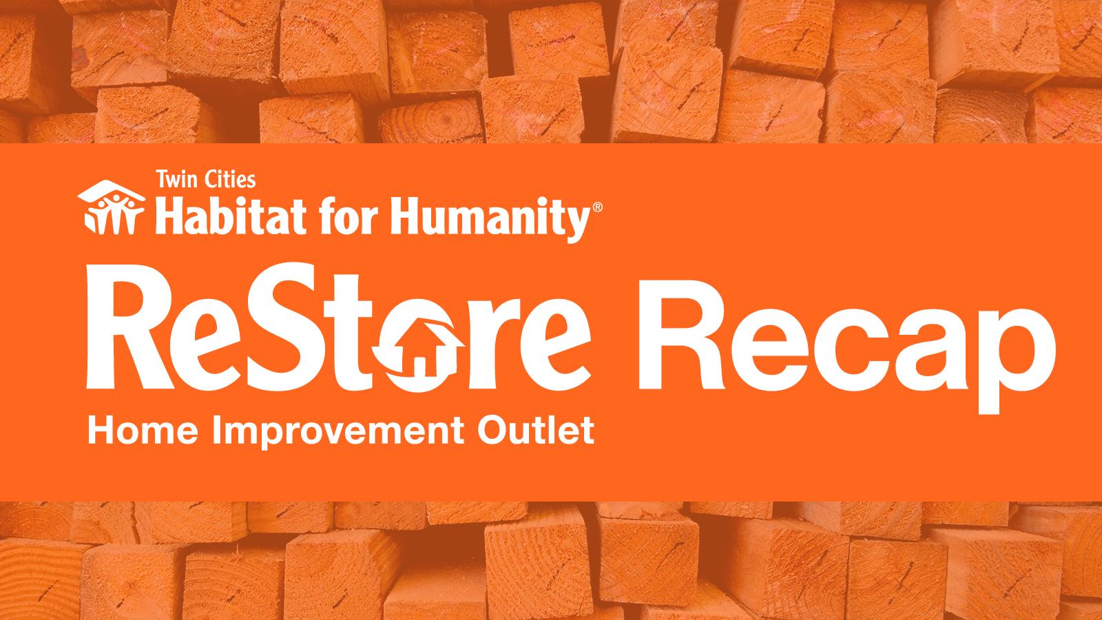 ReStore Recap