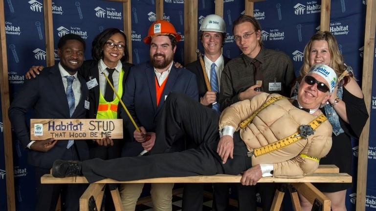 Twin Cities Habitat staff