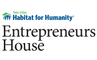 Twin Cities Habitat Entrepreneurs House logo