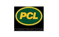 PCL Construction Logo