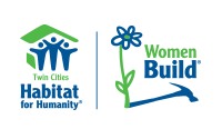 Twin Cities Habitat Women Build logo