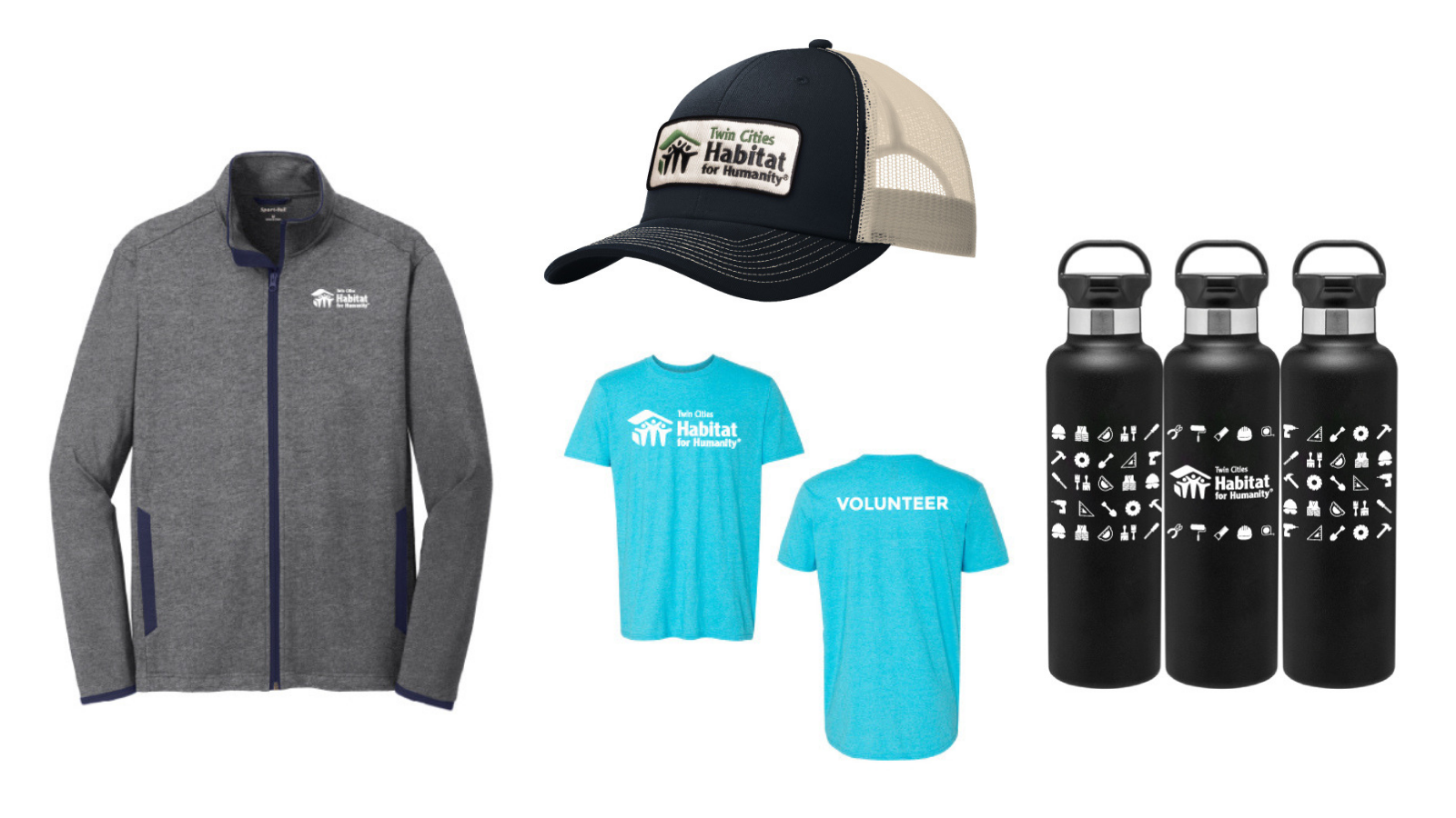 volunteer merchandise