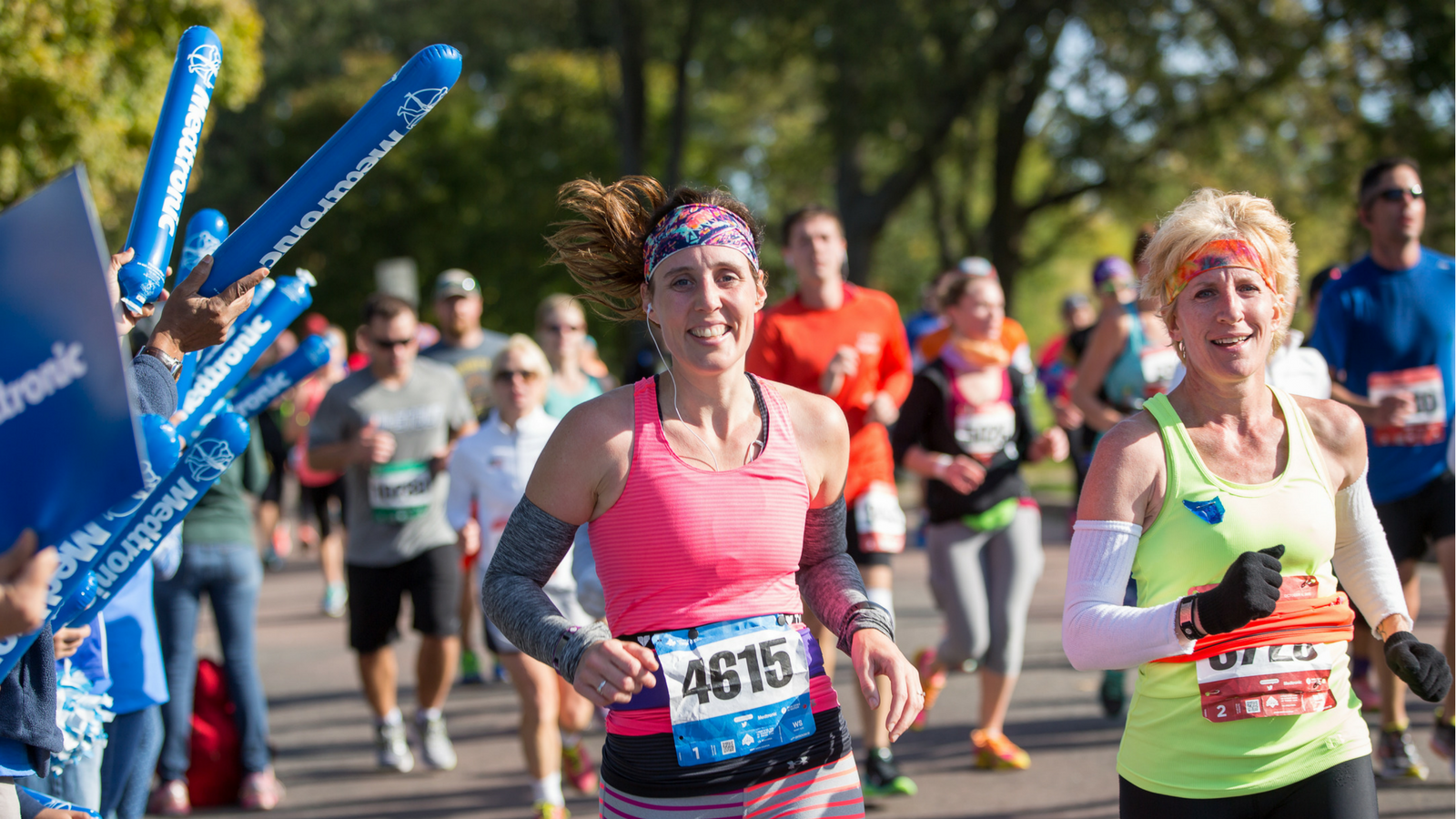 Join Twin Cities Habitat and Run a Marathon or 10 mile